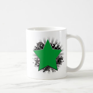 Estrella de Libia Tazas