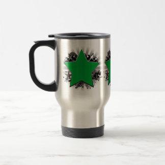 Estrella de Libia Taza De Café