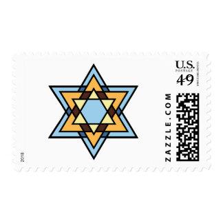 Estrella de los sellos de David