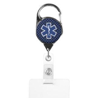 Estrella de los servicios médicos de la emergencia