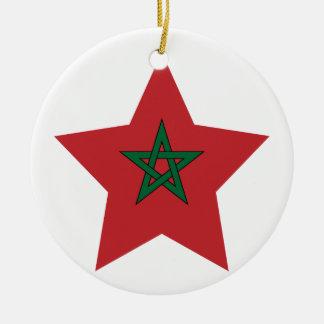 Estrella de Marruecos Ornato
