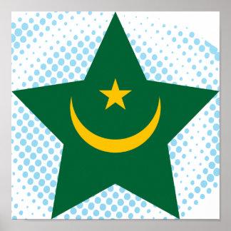 Estrella de Mauritania Poster