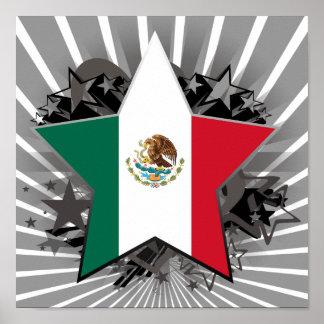 Estrella de México Impresiones