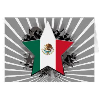 Estrella de México Tarjeta
