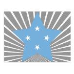 Estrella de Micronesia Postales