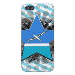 Estrella de Midway Islands iPhone 5 Carcasas