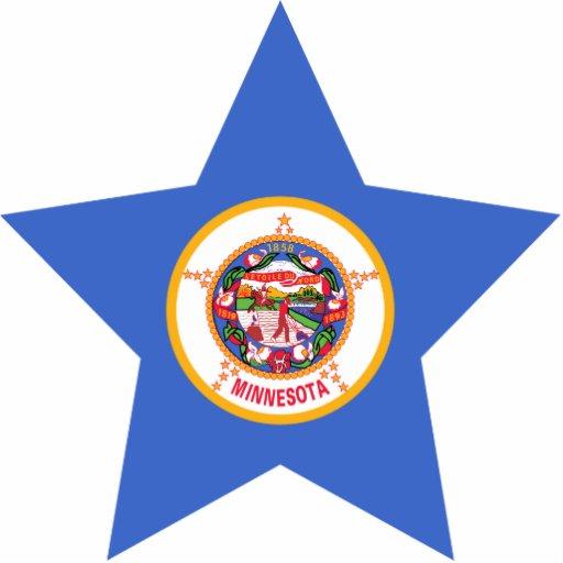 Estrella de Minnesota Esculturas Fotograficas