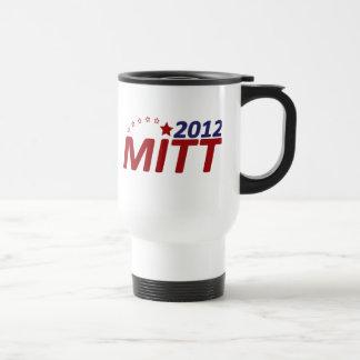 Estrella de Mitt Romney 2012 Tazas