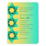Estrella de Mitzvah del palo de la aguamarina amar Anuncios