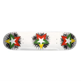 Estrella de Myanmar Monopatin Personalizado