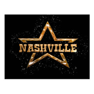 Estrella de Nashville Postales