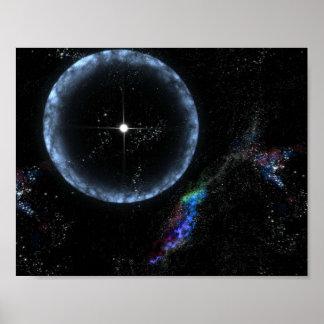 Estrella de neutrón 2004 impresiones