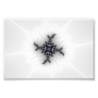 Estrella de neutrón - arte del fractal arte fotografico