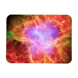 Estrella de neutrón de Superdense de la nebulosa Imán De Vinilo