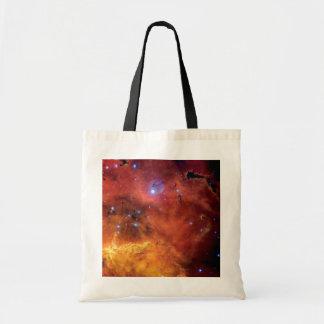 Estrella de NGC 2467 que forma la nebulosa Bolsa De Mano