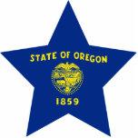 Estrella de Oregon Escultura Fotográfica