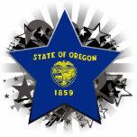 Estrella de Oregon Esculturas Fotográficas