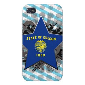 Estrella de Oregon iPhone 4 Coberturas