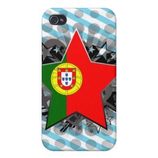 Estrella de Portugal iPhone 4 Cobertura
