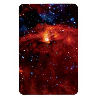 Estrella de RCW 108 que forma la región Imanes