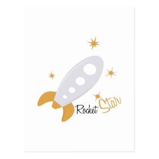 Estrella de Rocket Postal