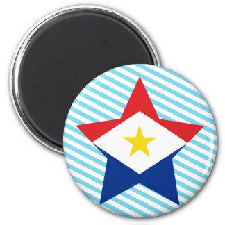 Estrella de Saba Imán Para Frigorifico