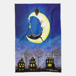 Estrella de Salem de cocina de Halloween la toa
