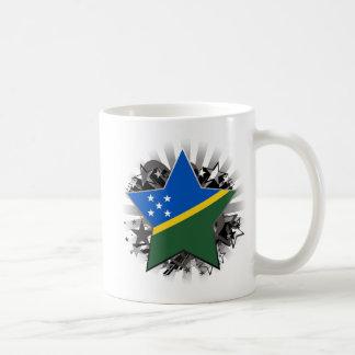 Estrella de Solomon Island Tazas