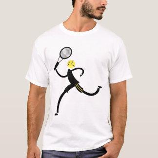 estrella de tenis playera