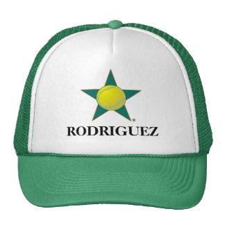 ¡Estrella de tenis! , RODRIGUEZ Gorro De Camionero