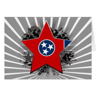 Estrella de Tennessee Tarjetas