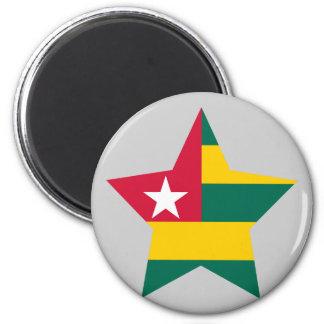 Estrella de Togo Iman De Frigorífico