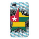 Estrella de Togo iPhone 4/4S Fundas