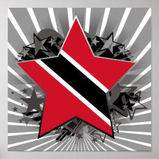 Estrella de Trinidad and Tobago Posters