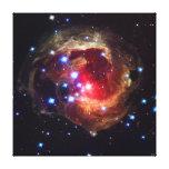 Estrella de V838 Monocerotis (telescopio de Hubble Lienzo Envuelto Para Galerias
