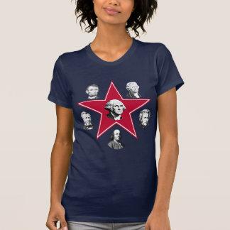 Estrella de Washington y 5 patriotas de los Camisas