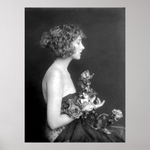 Estrella de Ziegfeld Póster
