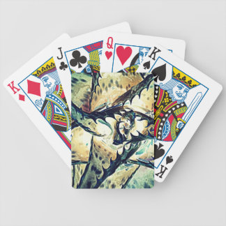 Estrella del áloe cartas de juego