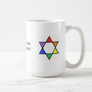 Estrella del arco iris de David Taza Básica Blanca