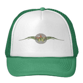 Estrella del aries gorras