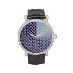 Estrella del azul y del oro de David Reloj