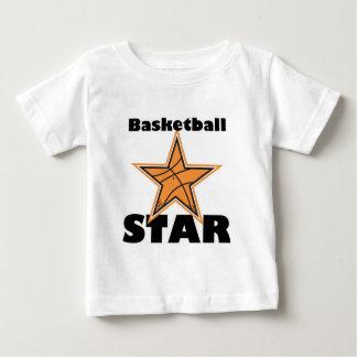 estrella del baloncesto remeras