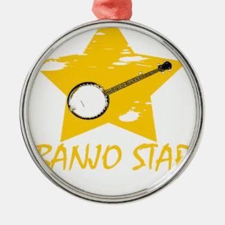 Estrella del banjo ornato
