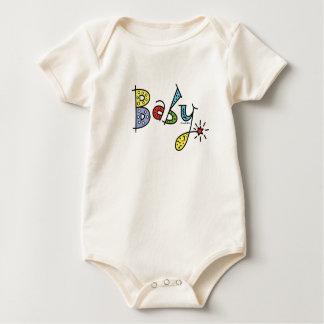 Estrella del bebé por el pájaro de Andi Body De Bebé