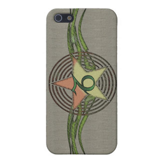 Estrella del Capricornio iPhone 5 Protectores