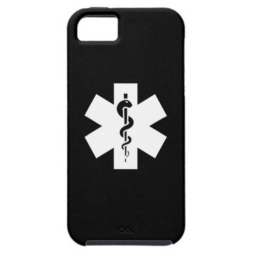 Estrella del caso del iPhone 5 del pictograma de l iPhone 5 Cárcasa