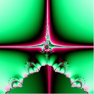 Estrella del fractal de Belén Esculturas Fotográficas