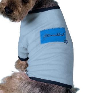 estrella del hannakka camiseta de mascota