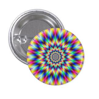 Estrella del Harlequin Pin