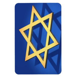Estrella del imán de David